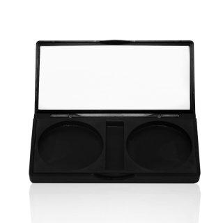 眼影空盒2孔