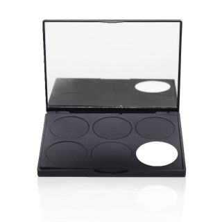 眼影空盒6孔